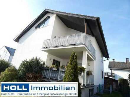 *** Lichtdurchflutete 5-Zimmer-Maisonette-Wohnung mit großem Balkon *** in Hainburg-Hainstadt