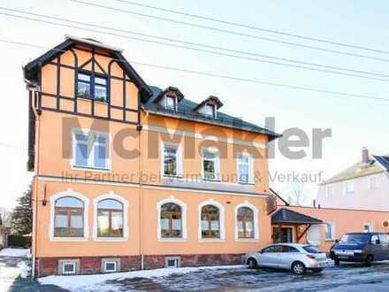 Ehemaliger Gasthof und 3 vermietete WE - Gepflegte Immobilie mit Baugrundstück und viel Potenzial!