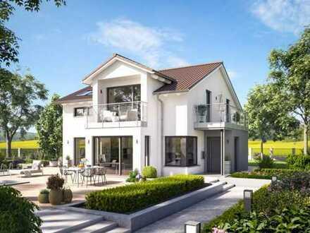 Ihr Traumhaus mit Design in attraktivem Wohngebiet