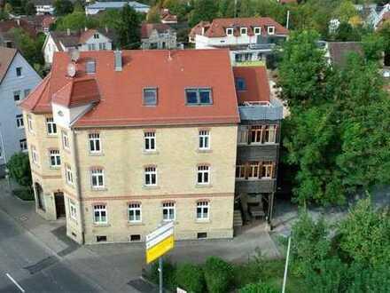 Große 6 Zimmer- Wohnung in Vaihingen-Stadt
