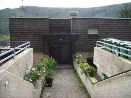 2-Zimmerwohnung in Bad Wildbad, herrlicher Ausblick, Balkon