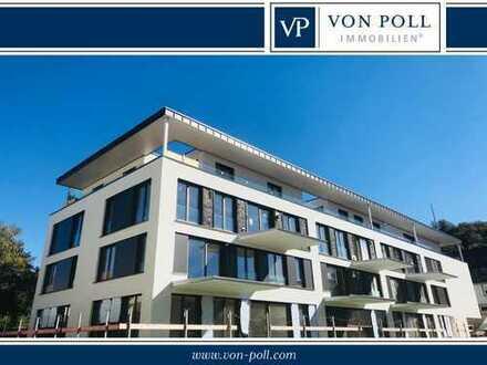 Exklusives Wohnen in der Homburger Innenstadt - barrierfreie Eigentumswohnungen - Tiefgarage