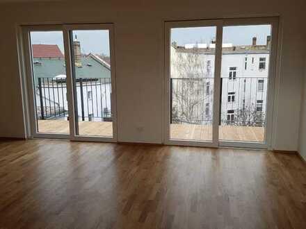 Eigentum in Gohlis !Neue 4 Zimmer Wohnung mit hochwertiger Ausstattung
