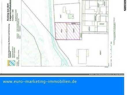 Großes Grundstück im Mischgebiet für Wohnbau und Gewerbebau in Neuburg/Donau