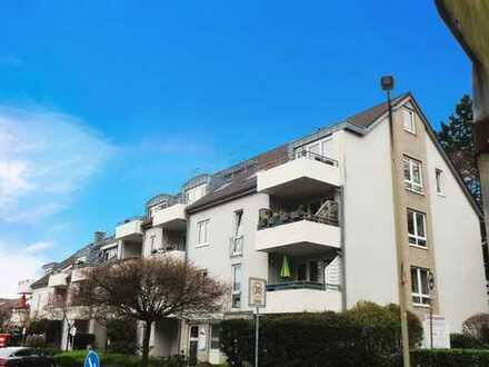 3-Zimmer Wohnung mit Balkon und Tiefgaragenstellplatz in Top Lage von Mettmann-Metzkausen