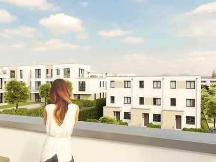 Townhaus PAUL mit Dachterrasse + Blick in den Rheingau | KfW 55 | Besichtigung SO. 11-12 Uhr!