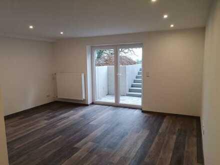 Vollständig renovierte 2-Zimmer-Wohnung mit Terrasse und EBK in Reichartshausen