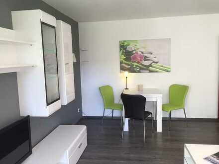 Helle und ruhig gelegene möblierte Wohnung inkl. Tiefgaragenstellplatz