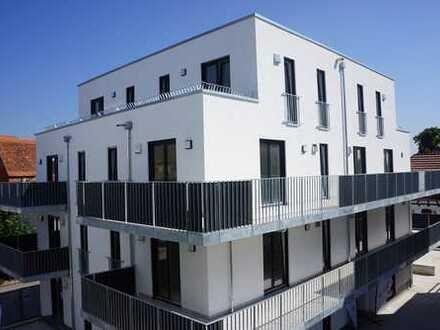 """Wohnen an der Brenz"" 2-Zimmer-Wohnung im 2. Obergeschoss"