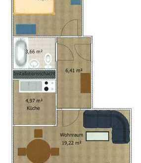 Bild_Schöne 2-Raum-Wohnung mit Balkon (Hochparterre)