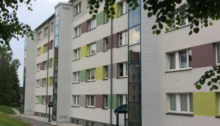 3-Raumwohnung mit Balkon und Fahrstuhl