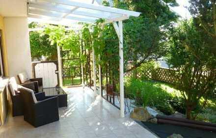 3,5 ZKB Erdgeschosswohnung mit großem Garten zur Eigennutzung