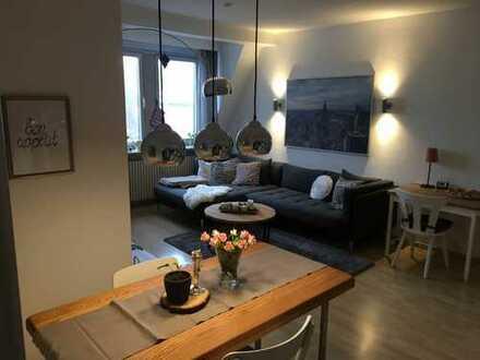 Möblierte 3-Zimmerwohnung zentral am Rathenauplatz/Wöhrd (15.08. - 31.12.2019)