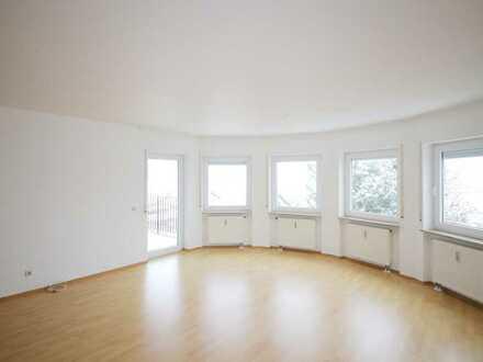 Stillvolles Wohnen mit Garten. Gepflegte 3-Zimmer-Wohnung in Reichartshausen