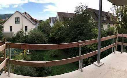 Erstbezug: exklusive 4-Zimmer-Wohnung mit EBK und Balkon und Hobbyraum in Korb