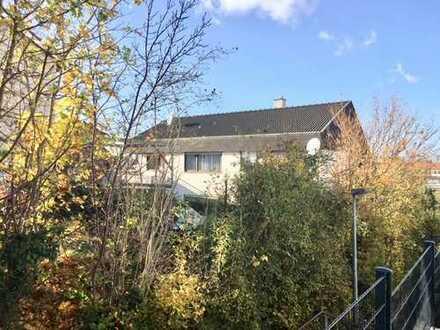 Schnuckelige Wohnung mit Terrasse und Garten