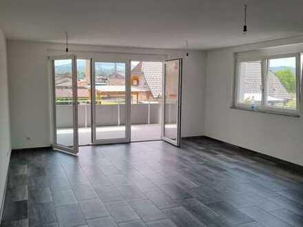 Erstbezug: attraktive 3-Zimmer-Wohnung mit Einbauküche und Balkon in Laufenburg (Baden)