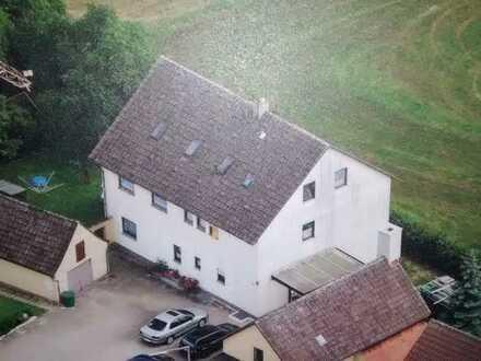 Günstige 3-Zimmer-Wohnung in Schnelldorf
