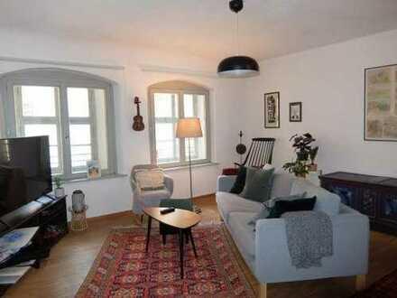 18_EI6354 Stilvolle 2-Zimmer-Altbauwohnung in historischem Juwel in Bestlage / Regensburg - Altstadt