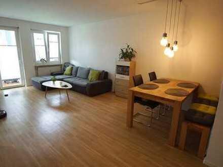 Gut geschnittene 2 Zimmer-Wohnung in ruhiger, zentraler Lage