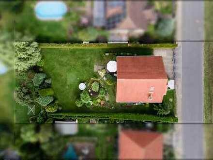 Schönes Einfamilienhaus mit Flair vor den Toren Berlins