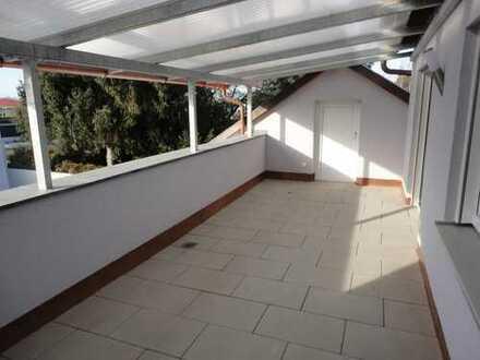 Erstbezug: stilvolle 3-Zimmer-Wohnung mit Balkon in Kissing