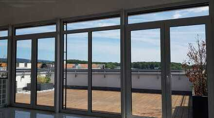 Penthouse-Wohnung in zentraler Lage am Taunus Carré ohne Provision ab sofort - barrierefrei
