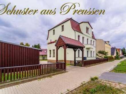 Schuster aus Preussen - Fredersdorf - komplett saniertes Mehrfamilienhaus mit separater Remise, e...