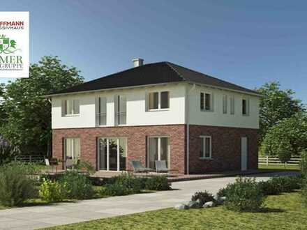 "n.Abriss: ""Römer""-EFH, KFW55, schlüsself. , ab 120m2, 790 m² Grundstück"