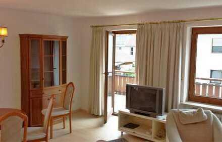 Schön geschnittene 3 Zimmerwohnung 93m², sehr ruhig zentral gelegen, 1.Stock, großer 30m² Südbalkon
