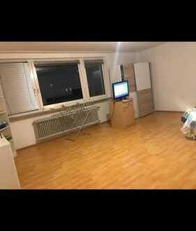 Helle 1-Zimmer-Wohnung mit Einbauküche in Frankenthal