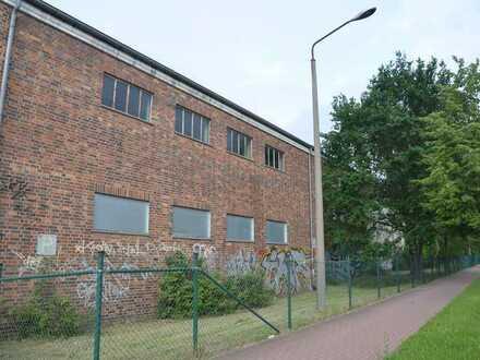Gewerbeobjekt in Brandenburg an der Havel - ehemaliges Umspannwerk