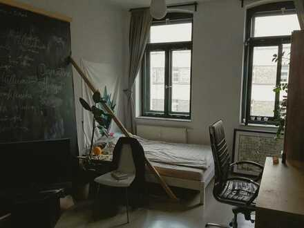 2-er WG, Altbau, hohe Fenster, Uni-Nähe