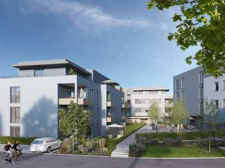 NEU: Tolle 2 Zimmer-Wohnung im Quartier Glashütte BF4