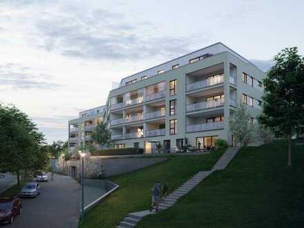 Wohnen für die ganze Familie: 4-Zimmer-Wohnung mit zwei Bädern - WE308