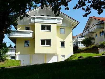 Traum OG 3 Zi. Whg. in Durach(Dorfberg) mit gr. S/W Balkon u Bergblick