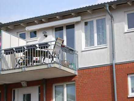 Gepflegte 3-Zimmer-Wohnung mit Balkon und luxoriöser Einbauküche in Neu- Allermöhe, Hamburg