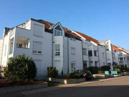 Stilvolle, geräumige 1-Zimmer-EG-Wohnung mit Terrasse und EBK, Rauenberg