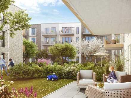 Gartenwohntraum für Ihre Familie in freundlicher Atmosphäre mit guter Infrastruktur