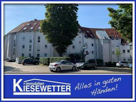 Schöne 1 ZKB Erdgeschosswohnung mit Garten in Osthofen