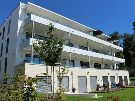Seenahe 2-Zimmer-Wohnung in ruhiger Lage