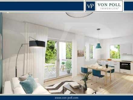 PROVISIONSFREI - hochwertige 3-Zimmer-Mietwohnung