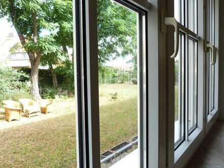 Gemütliche 3 Zimmer mit Blick in den Garten