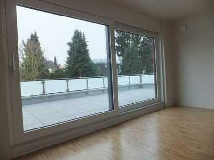 Neue, helle 3-Zimmer-Wohnung mit großer Dachterrasse am Fuße des Lousbergs (Soers)