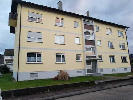 Geräumige 2-Zimmer-Wohnung in wunderschöner Lage in Gernsbach