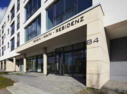 Für 50+ 60+ 70+ oder 80+ Senioren-Residenz Riedberg