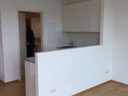 Hochwertige Neuwertige 1-Zimmer-Wohnung mit Balkon und EBK in Freiburg-Merzhausen
