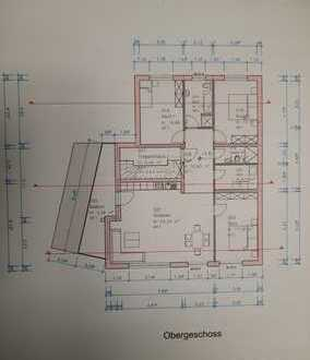 Neuwertige 4-Zimmer-Wohnung mit 20 qm großem Balkon und EBK in Kahl a. Main