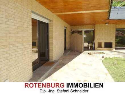 2-Zimmer-Wohnung mit Naturstein-Terrasse in bester Südhanglage