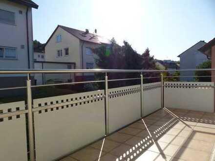 Grunbach, 3,5 Zimmerwohnung mit vielen Besonderheiten, Garten, 2 Balkone, Garage, uvm. Leerstand!